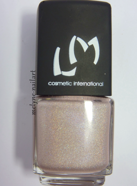 LM Cosmetic Révérence n°3, collection Holo Dance Classique 11