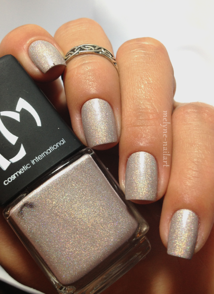LM Cosmetic Révérence n°3, collection Holo Dance Classique 12