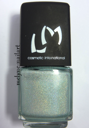 LM Cosmetic Quadrille n°5, collection Holo Danse Classique 12