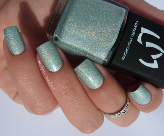 LM Cosmetic Quadrille n°5, collection Holo Danse Classique 2