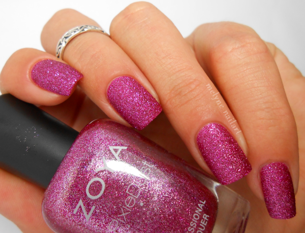 Zoya Arabella, collection Pixie Dust 4