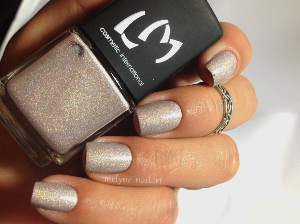 LM Cosmetic Révérence n°3, collection Holo Dance Classique 4