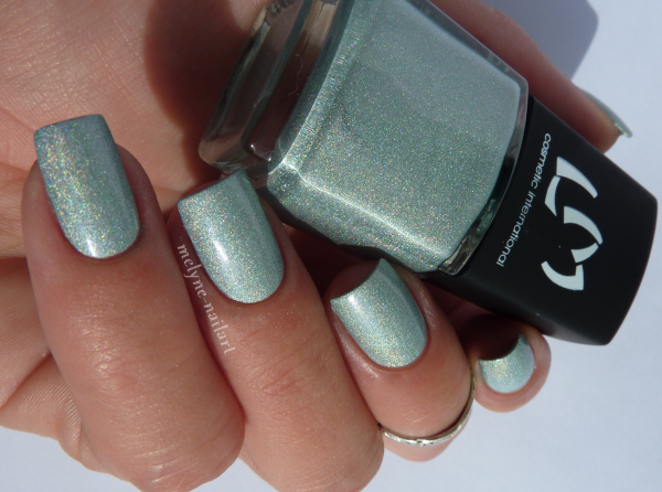 LM Cosmetic Quadrille n°5, collection Holo Danse Classique 5