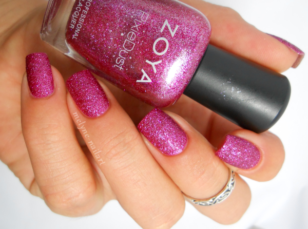 Zoya Arabella, collection Pixie Dust 5