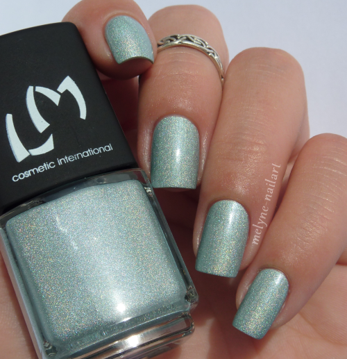 LM Cosmetic Quadrille n°5, collection Holo Danse Classique 7