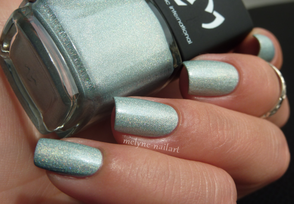 LM Cosmetic Quadrille n°5, collection Holo Danse Classique 9