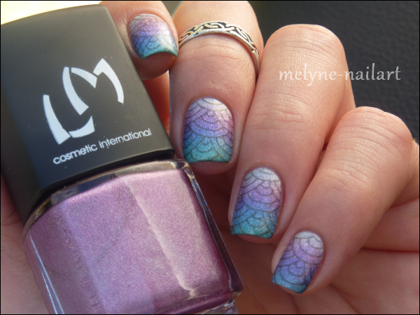 NA Degrade LM Collection space world et stamping 8
