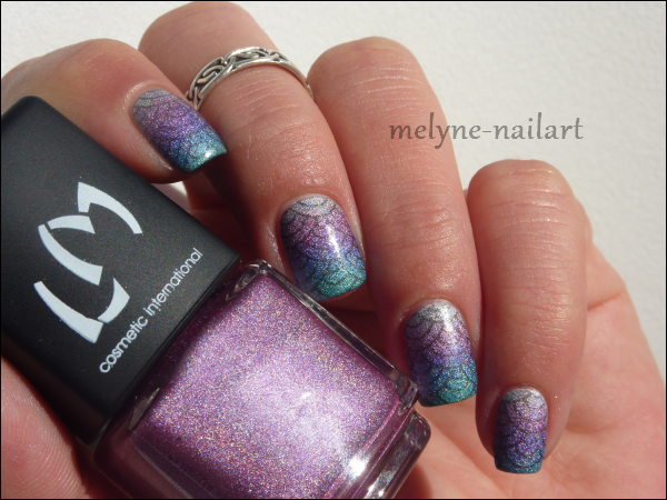 NA Degrade LM Collection space world et stamping