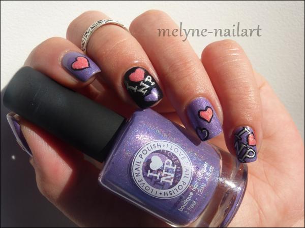 Nail Art ILNP 1