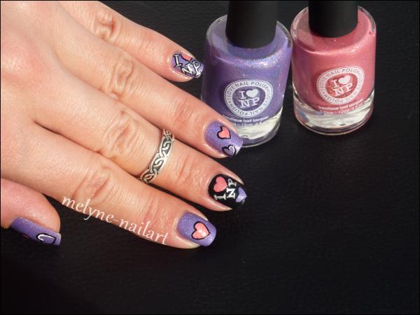 Nail Art ILNP 4