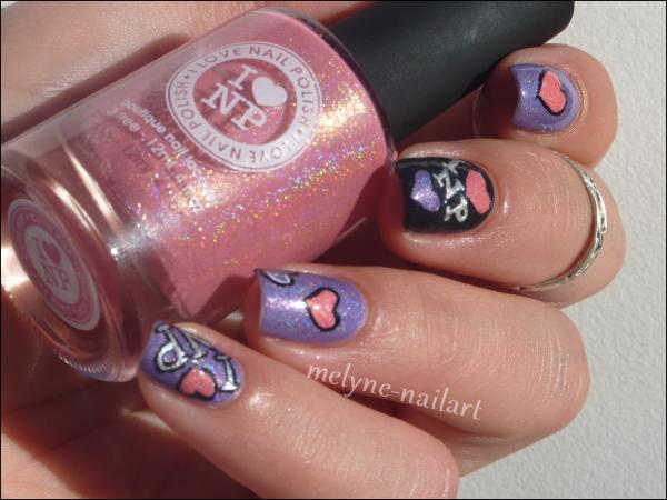 Nail Art ILNP 5