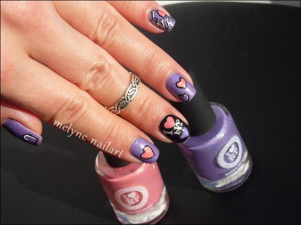 Nail Art ILNP 6