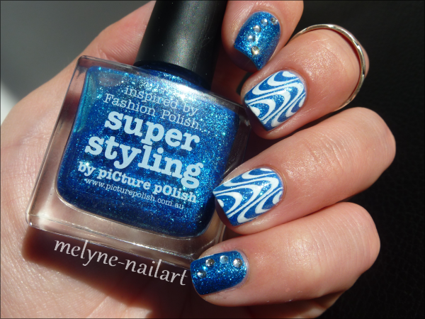 Nail art stamping super styling Picture Polish