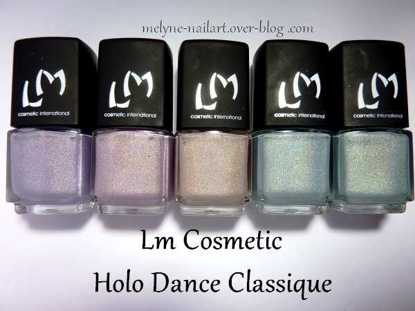 LM Cosmetic collection Holo Danse Classique
