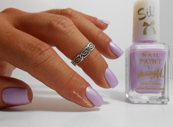 Barry M Heather, silk collection
