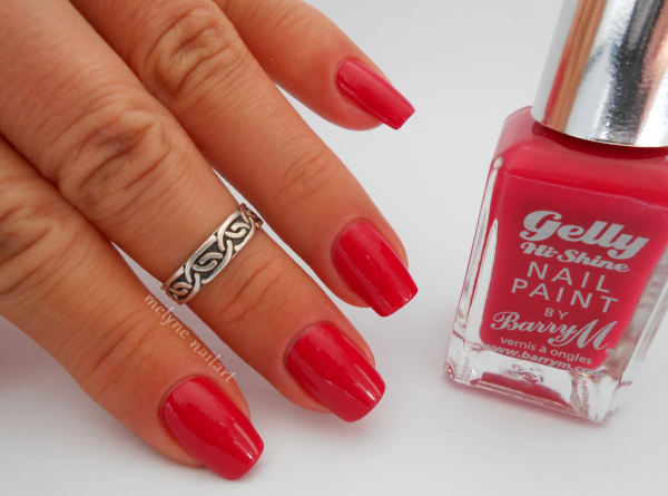 Barry M Pomegranate, collection Gelly 1