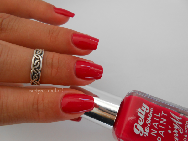 Barry M Pomegranate, collection Gelly 3