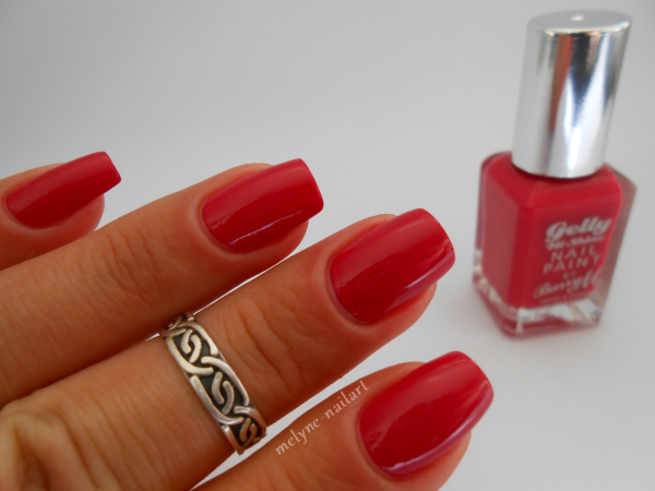 Barry M Pomegranate, collection Gelly 5