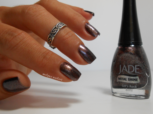 Jade Let's Rock, collection Metal Shine