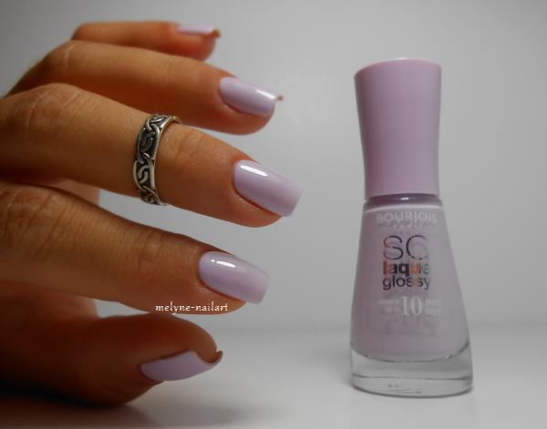 Boujois Peace and Mauve, So Laque Glossy