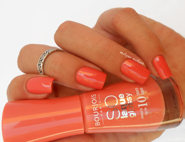 Bourjois Pamplerousse 14, So Laque Glossy Nude