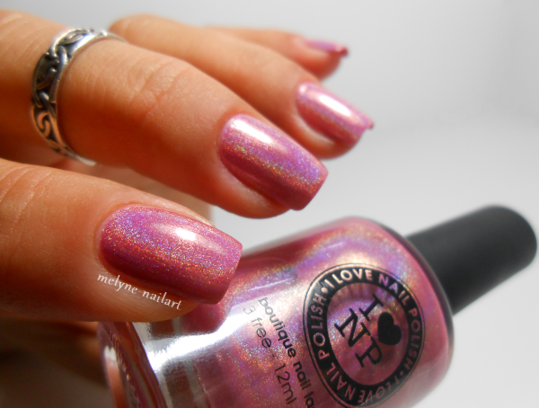 ILNP Princess Diaries - I Love Nail Polish
