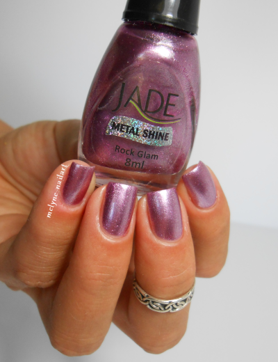 Jade Rock Glam, collection Metal Shine
