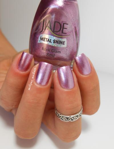 Jade Rock Glam, collection Metal Shine