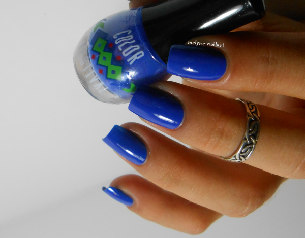 Bourjois Color Festival bleu