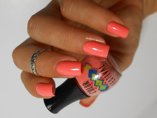 Bourjois Color Festival corail