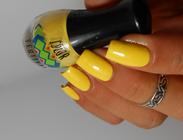 Bourjois Color Festival jaune