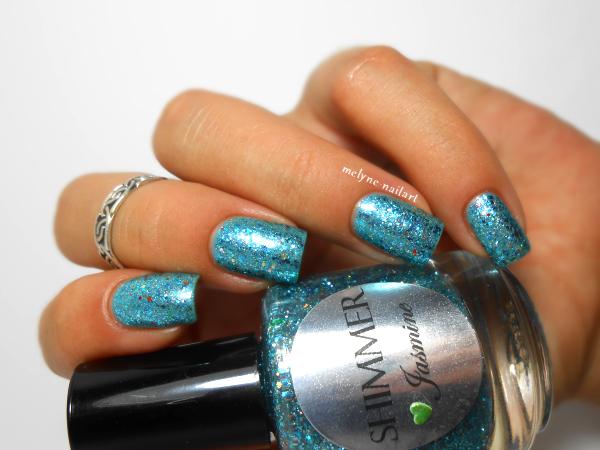 Shimmer Polish Jasmine