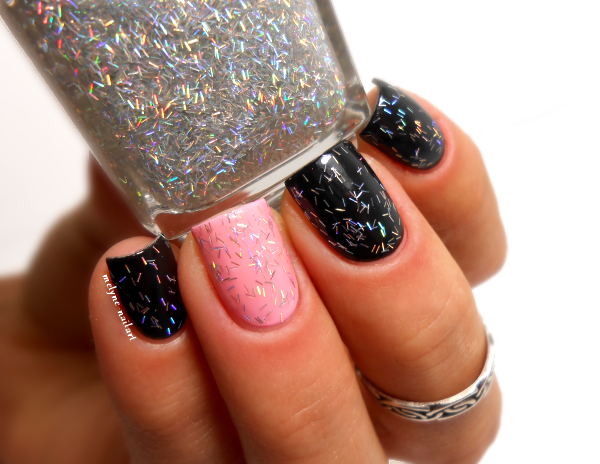 Lm Cosmetic Protect vernis Flitters 1