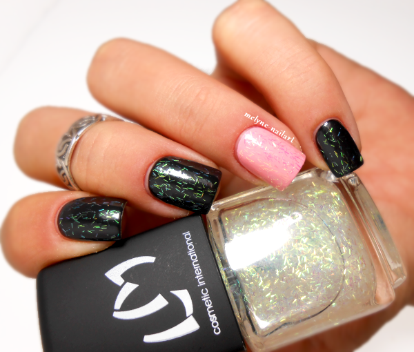 LM Cosmetic Protect Vernis Flitters 2