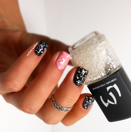 LM Cosmetic Protect Vernis Flocons