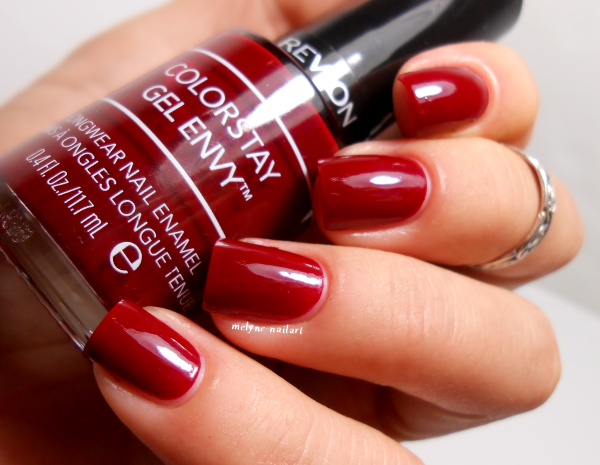 Revlon Queen Of Hearts 600, Colorstay Gel Envy