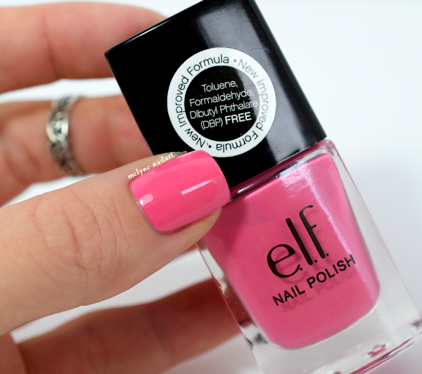 ELF Bubble Gum Pink