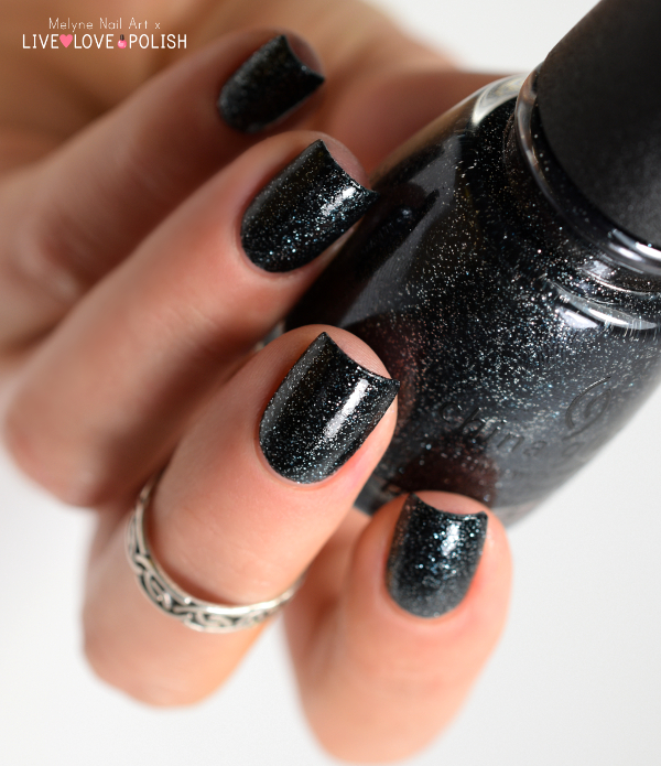 China Glaze Meet Me Under The Stars collection Twinkle