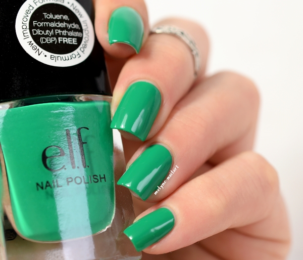 ELF Teal Green