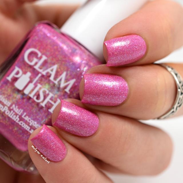 Glam Polish Hey Mama Hairspray collection
