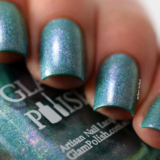 Glam Polish Ladies Choice Hairspray collection