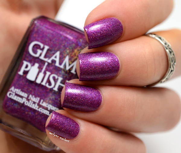 Glam Polish Without Love Hairspray collection 1