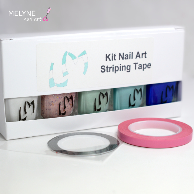 LM Cosmetic Kit Striping tape
