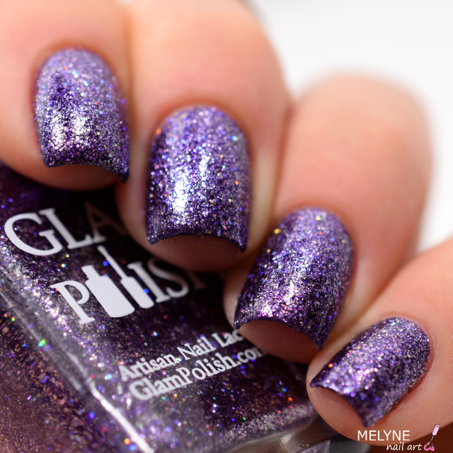 Glam Polish EM collection OH. EM. GEE! Trio Special Limited Edition