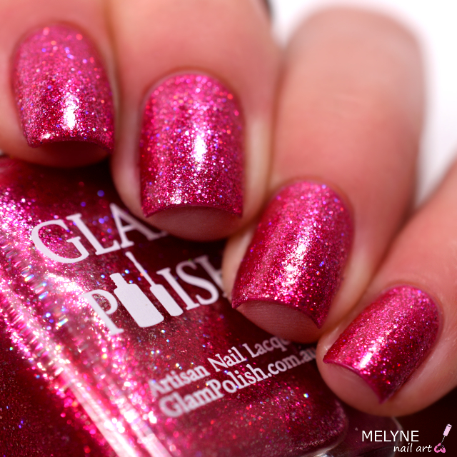 Glam Polish GEE collection OH. EM. GEE! Trio Special Limited Edition