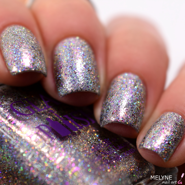 Glam Polish OH collection OH. EM. GEE! Trio Special Limited Edition