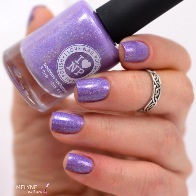 ILNP Charmingly Purple