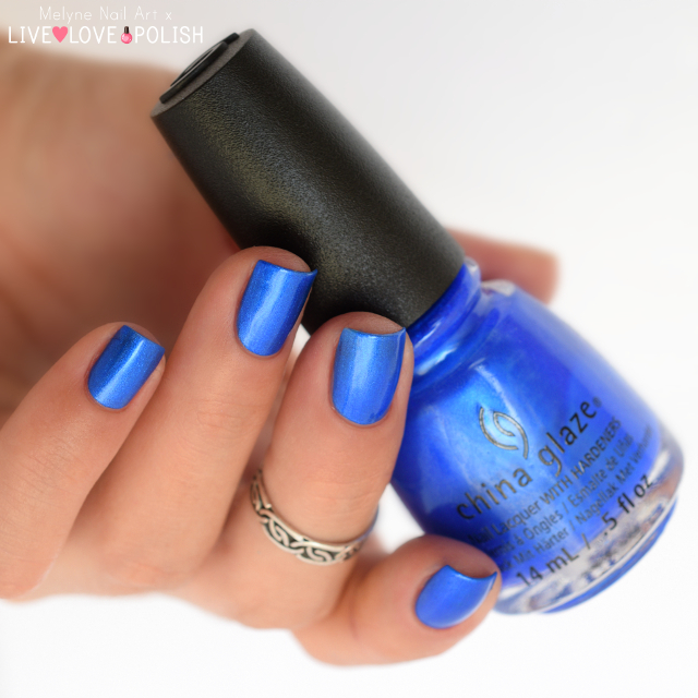 China Glaze Frosbite