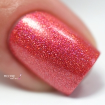 Glam Polish Girl On Fire