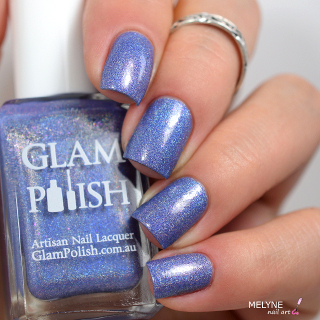 Glam Polish Take a Bow